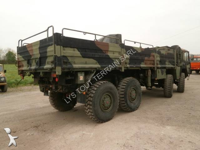 camion man militaire kat1 8x8 gazoil occasion n 1990500. Black Bedroom Furniture Sets. Home Design Ideas