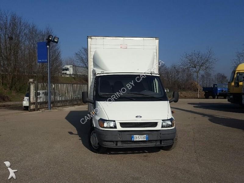 camion ford furgone transit 125t350 van box alluminio 4 2 mt 4x2 gasolio euro 3 usato n 1992990. Black Bedroom Furniture Sets. Home Design Ideas
