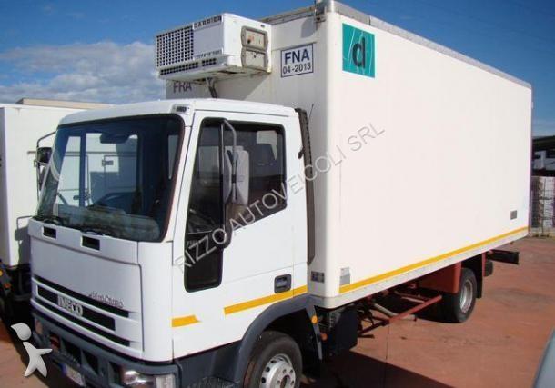 camion iveco frigo occasion n 2036407. Black Bedroom Furniture Sets. Home Design Ideas
