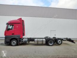 camion Mercedes châssis Actros 2545 L 6x2  2545L 6x2 Fahrgestell mit Retarder,Voll-Luft gefedert 6x2 Gazoil Euro 5 neuf - n°2067957 - Photo 2