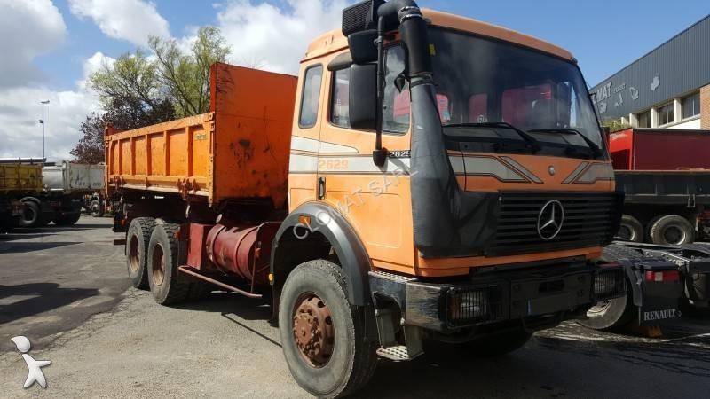 camion mercedes benne sk 2629 6x6 occasion n 2175707. Black Bedroom Furniture Sets. Home Design Ideas