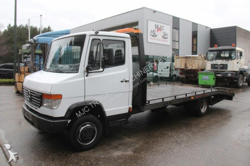 camion porte voitures occasion mercedes vario gazoil annonce n 2186730. Black Bedroom Furniture Sets. Home Design Ideas