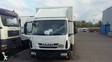 camión Iveco furgón Eurocargo ML 75 E 19 P 4x2 Diesel Euro 6 rampa elevadora trasera usado - n°2245261 - Foto 2