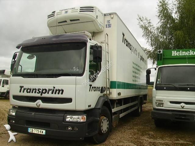 camion renault frigo thermoking gazoil euro 3 occasion n 2286100. Black Bedroom Furniture Sets. Home Design Ideas
