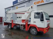 Voir les photos Camion MAN 8.163 WUMAG WT300 30m seitl.Auslage 19,50m*