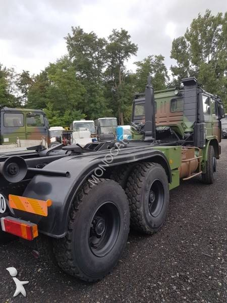 camion renault militaire gamme g 290 gazoil occasion