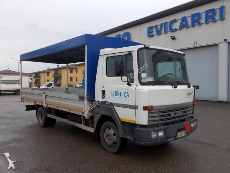 camion nissan furgone con porte posteriori misure mt 2x1 30 euro 1 occasion n 2352471. Black Bedroom Furniture Sets. Home Design Ideas