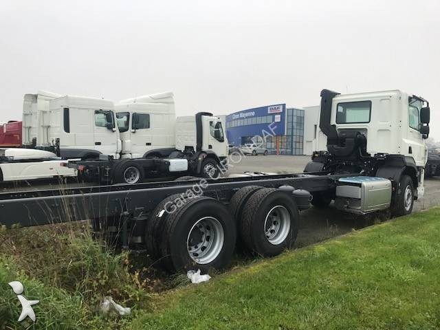 camion daf ch u00e2ssis cf 460 4x2 gazoil euro 6 neuf