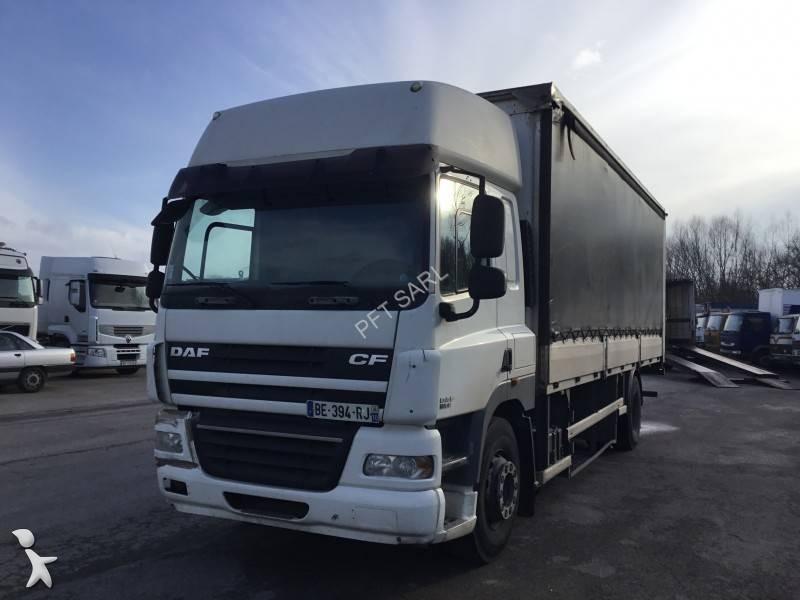camion daf savoyarde cf85 410 4x2 euro 4 occasion n 2432362. Black Bedroom Furniture Sets. Home Design Ideas