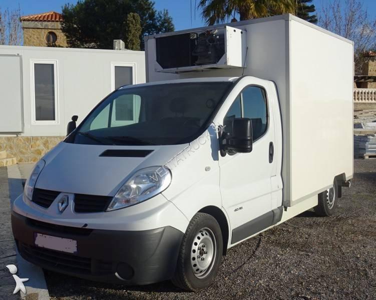 camion renault frigo carrier trafic l1h1 120 dci 4x2. Black Bedroom Furniture Sets. Home Design Ideas
