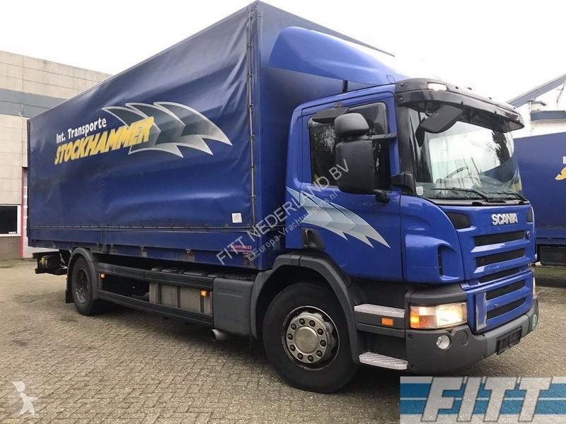 otros camiones scania p 230 4x2 diesel euro 4 usado n. Black Bedroom Furniture Sets. Home Design Ideas