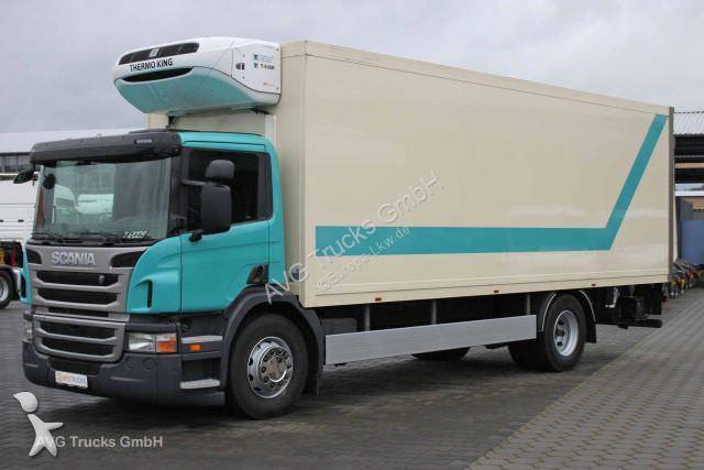 camion scania frigo p 280 7 8 m lbw 2 5 t trennwand thermo king 4x2 gazoil euro 5 hayon. Black Bedroom Furniture Sets. Home Design Ideas