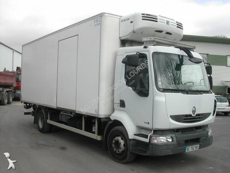camion renault frigo thermoking midlum 190 dxi 4x2 gazoil euro 4 hayon occasion n 2522435. Black Bedroom Furniture Sets. Home Design Ideas