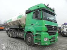 View images Mercedes Axor 2543 L 6x2 Silo truck