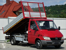 Voir les photos Camion Mercedes Sprinter 413 Cdi*3-Seiten Kipper*Top Zustand!