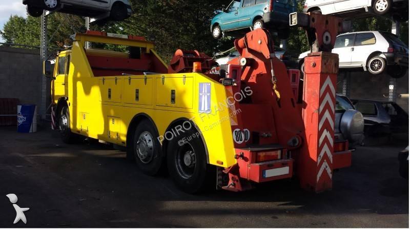 camion renault d u00e9pannage gamme g 260 6x2 gazoil euro 0