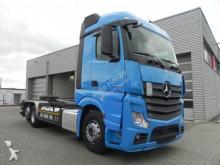 View images Mercedes Actros neu 2545 L 6x2 Abrollkipper Scheckheft DB truck
