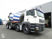 Voir les photos Camion MAN TG-A 35.360 8x4 Betonmischer sehr gepflegt