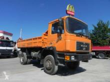 Voir les photos Camion MAN F90 18.232 FAK 2-Achs Allradkipper