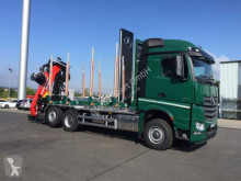 Voir les photos Camion Mercedes Arocs 2751 L 6x2 (6x4) HAD + Cranab TZ12.2 + Hol