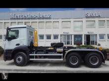 Voir les photos Camion Mercedes Arocs 2540 L-ENT 6X2 400 CV