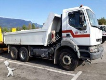 camion benne occasion Renault Kerax 420 DCI - Annonce n°2847400 - Photo 2