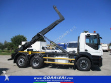 camion Iveco polybenne Stralis Gazoil Euro 5 occasion - n°2852539 - Photo 2