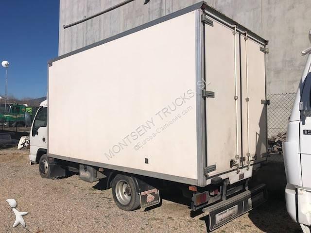 Camión Isuzu Furgón Caja Polyfond N Series Npr 77 4x2 Diesel Euro 3