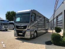 Voir les photos Camion MAN 26.460 TGX 6x2, Pop-Out,6 Pferde,Neufz