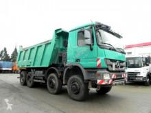 Voir les photos Camion Mercedes Actros 4141 8x8 4 Achs Muldenkipper Meiller 17m³