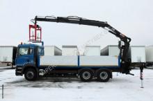 Zobaczyć zdjęcia Ciężarówka MAN TGA 26.360 / 6X4 / CRANE HIAB 166/SADDLE/CATCHER