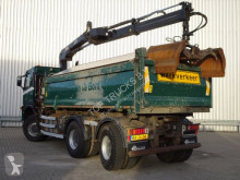 Ver las fotos Camión Terberg FM1350 WD, Kipper, Tipper, Hiab 122 D1 Pro Kraan, Crane, Kran
