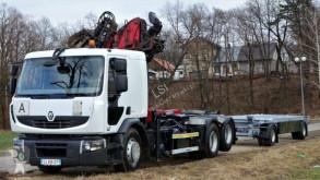 Zobaczyć zdjęcia Ciężarówka Renault Premium 450dxi Abrollkipper + Anhänger EURO 5!