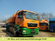 Voir les photos Camion MAN TGX 26.400 Silo mit 4 Kammer