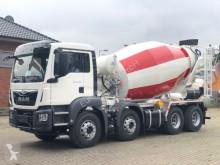 Voir les photos Camion MAN TGS 32.420 8x4 / Euromix MTP EM 9m³ SL EURO6