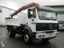 camion Mercedes bi-benne 2024 4x2 Euro 1 occasion - n°3089262 - Photo 2