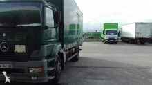 camion Mercedes fourgon 4x4 Euro 3 hayon occasion - n°3094853 - Photo 2