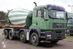 Voir les photos Camion MAN TGA 32360 8X4 9m³ TROMMEL
