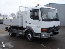 camion Mercedes benne Atego 1018 Euro 3 occasion - n°3108742 - Photo 2