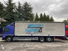 camion Volvo cassone centinato FM7 290 6x2 Euro 2 usato - n°3109350 - Foto 2