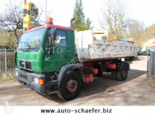 View images MAN 18.284 Abrollkipper truck