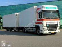 Vedere le foto Autotreno DAF XF460 FAR SSC EURO 6 6X2 TOP CONDITION 50 CC FRI