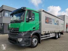 Voir les photos Camion Mercedes Antos 2540 / Automatic / Liftachse / Lenkachse