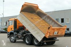 Voir les photos Camion MAN 26.430 TGA/6x4/Meiller/Klima/AHK