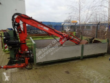 View images Atlas Abrollcontainer mit ATLAS AK3006B A17 + Greifer Truck equipments