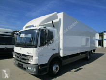 View images Mercedes ATEGO 1218 L ISOLIER-Koffer 8,25 m LBW 1,25 to. truck