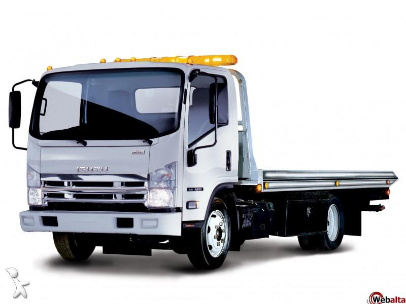 camion isuzu fourgon n series npr 4x2 gazoil euro 3 hayon neuf n 340677. Black Bedroom Furniture Sets. Home Design Ideas