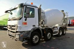 Voir les photos Camion Mercedes ACTROS 3241 / CEMENTMIXER 9M3 /LIEBHERR / EPS