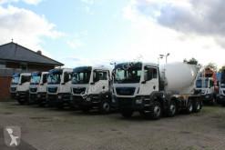 Voir les photos Camion MAN TGS 41430 8X4 EuromixMTP 10m³ ( 10x Vorhanden )
