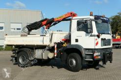 Voir les photos Camion MAN 18.330 TGM/4x4/Allrad/Kran Palfinger PK 8000/AHK